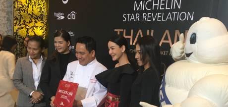Pour la première fois, la gastronomie thaï décroche deux étoiles au Michelin