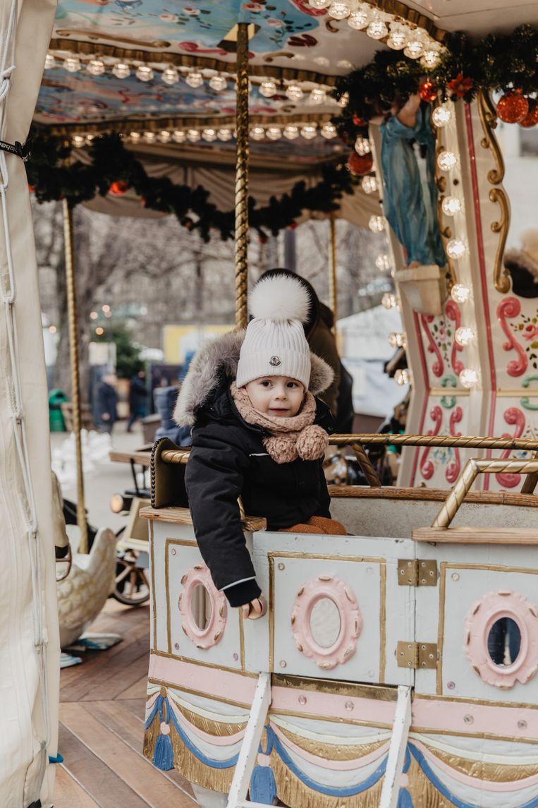 """""""Een rondje op de carrousel is des te gezelliger in de eindejaarsperiode."""""""
