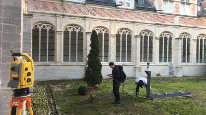"""Archeologisch onderzoek ontrafelt tuinen van de abdijen Park en Vlierbeek: """"Om ze historisch correct te kunnen heraanleggen"""""""