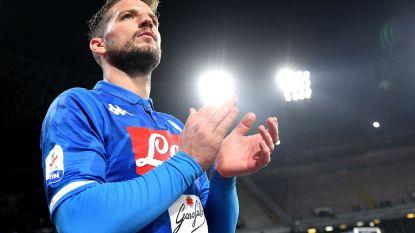 """Mertens over verlies tegen Juventus, gemiste penalty en invallersstatuut: """"De trainer heeft de regels veranderd en dat moet ik accepteren"""""""