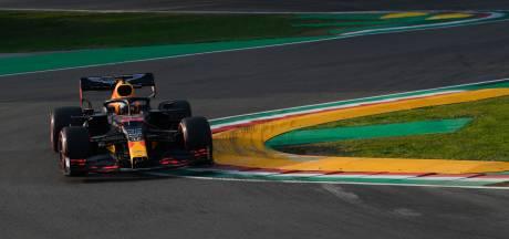 Verstappen start achter Mercedessen vanaf P3, pole voor Bottas