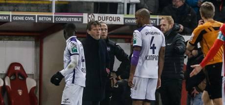 Jan Mulder over crisis Anderlecht: 'Kompany is eigenlijk ontslagen als trainer'