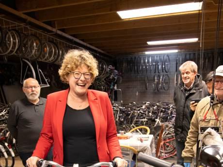 Wie is die nieuwe burgemeester van Deurne? Vier bekenden en collega's over Greet Buter