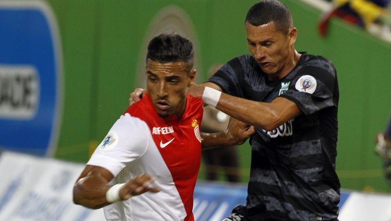 De Portugese trainer Leonardo Jardim geeft ex-Club Brugge-speler Dirar een kans als rechtsback.