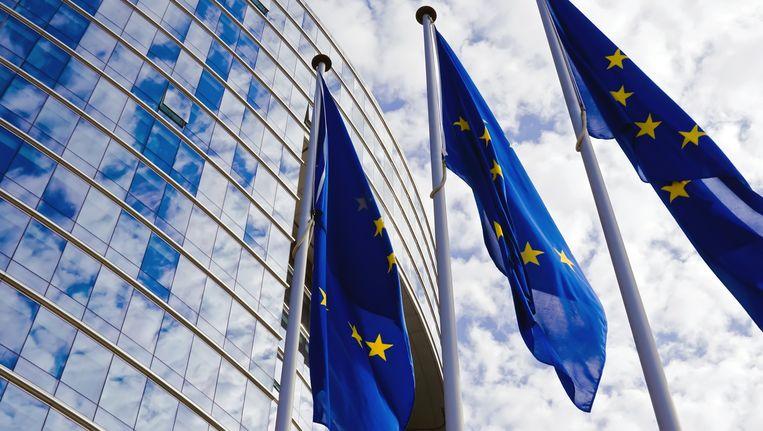 Thierry Baudet pleit voor een Nexit-debat in Nederland. Beeld thinkstock
