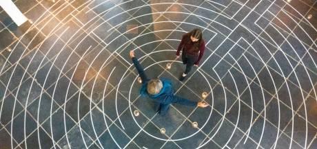 Dansen of huilen in het labyrint: het mag allemaal in Middelbeers