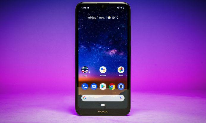 De Nokia 2.2