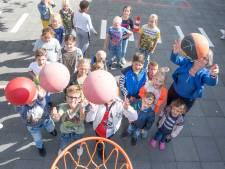 Sporten, spelen en leren op CBS De Regenboog in Hoedekenskerke