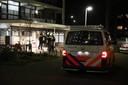 Op de Rentmeesterhof zijn twee verdachten aangehouden na een steekpartij in de Van Peltlaan.