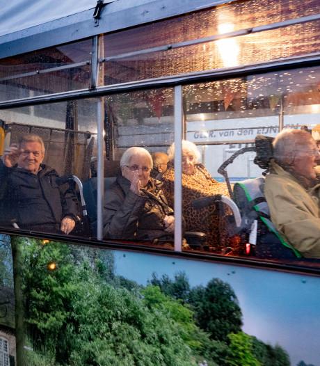 Van Jan de Wit naar Sint Jozef in Bakel;  tijdelijke stek voor 64 Zorgboogcliënten