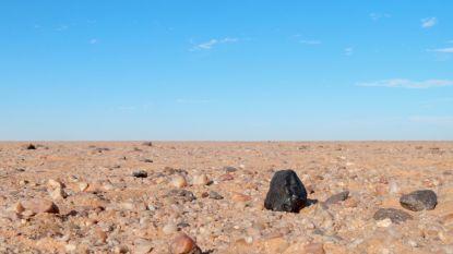 Diamantjes in meteoriet zijn restanten van verloren planeet