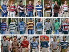 Iedereen draagt hetzelfde op foto's van Eijkelboom