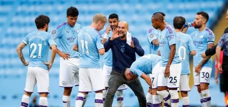Pep Guardiola: 'We moeten Manchester City opnieuw opbouwen'