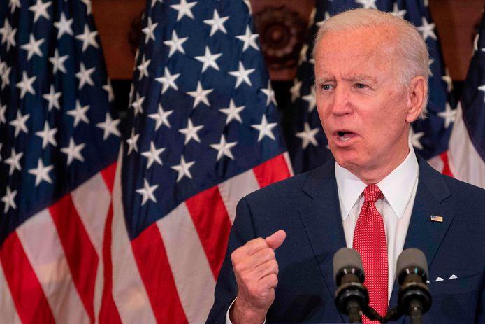 Joe Biden se rapproche du seuil d'investiture pour affronter Donald Trump à la présidentielle le 3 novembre prochain.