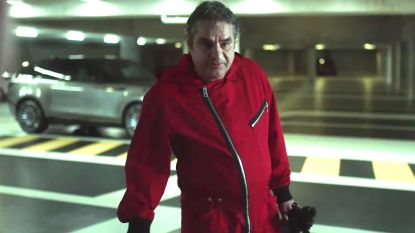 Ferry Bouman uit 'Undercover' duikt op in trailer van 'La Casa De Papel'