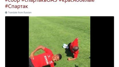 """Russische kampioen in oog van racismestorm: """"Kijk hoe de chocolaatjes smelten onder de zon"""""""