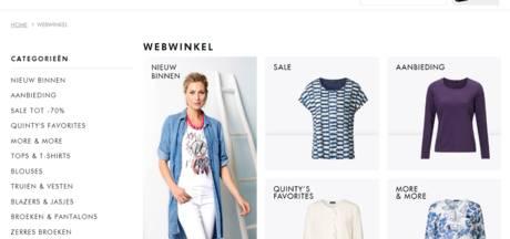 Modeketen Witteveen failliet, 400 werknemers op straat
