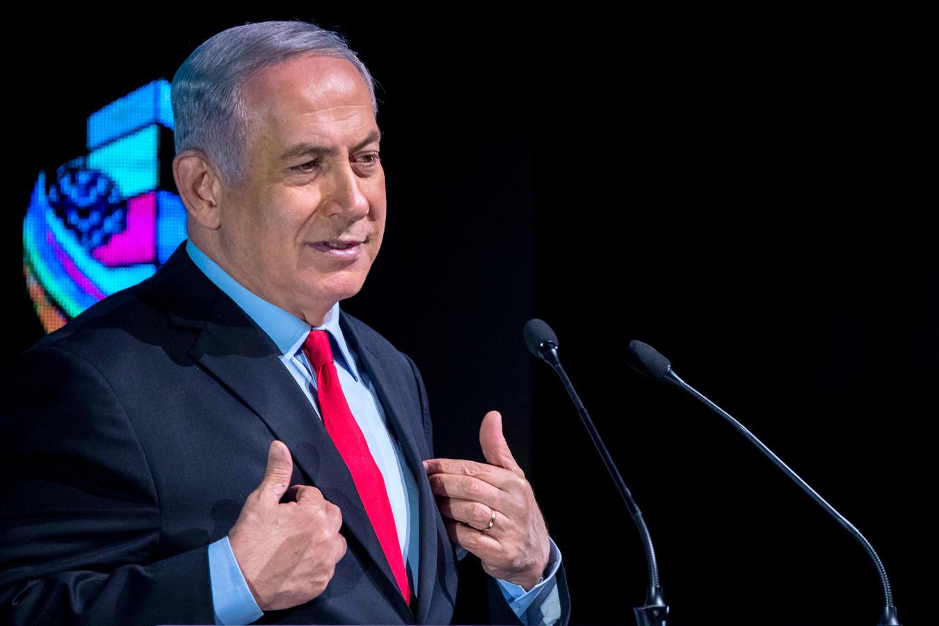 Premier Netanyahu.