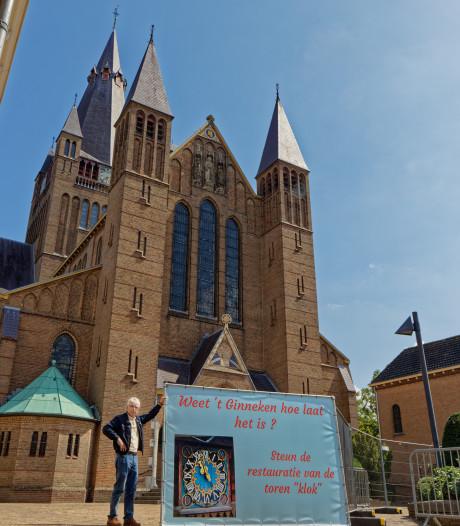 Actie voor restauratie kerktoren in het Ginneken