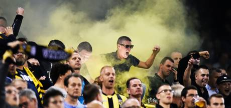 Vitesse vecht om gunst publiek: 'Maar we mogen ook wel meer steun krijgen'