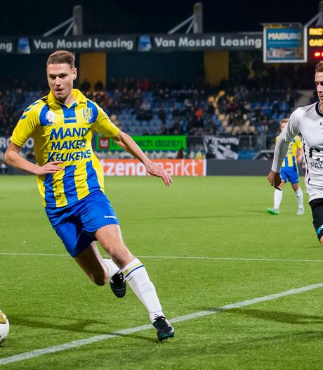 Ibrahimovic maakt geen indruk bij RKC Waalwijk tegen Willem II-2