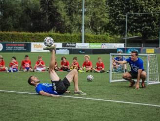 Eerste Limburgse 'freestyle en panna voetbal'-bootcamp komt naar Sporting Hasselt