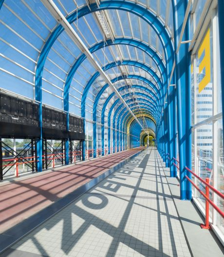 Mandelabrug is een icoon voor Zoetermeer, of je het nou wil of niet: 'Het is unieke architectuur'