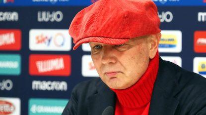 Leukemiepatiënt en Bologna-trainer Mihajlovic krijgt positief nieuws