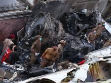 Zwarte dozen van verongelukt vliegtuig Pakistan gevonden