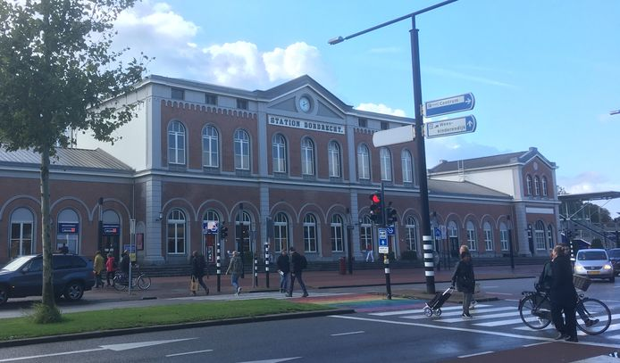 Dordrecht Centraal Station.