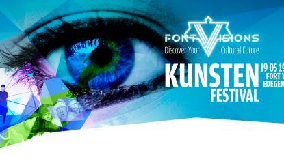 Fort Visions gaat dansbare toer op met tweede editie
