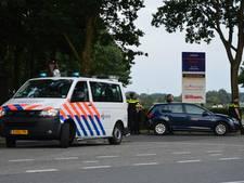 Politiehelikopter zoekt vergeefs naar vermiste in Arnhem