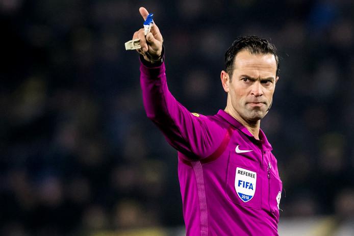 ROTTERDAM - NAC - Feyenoord , Voetbal , Seizoen 2017/2018 , Eredivisie , Rat Verlegh Stadion , 03-03-2018 , eindstand 2-1 , Scheidsrechter Bas Nijhuis