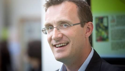 Pascal Smet, ministre bruxellois de la Mobilité.