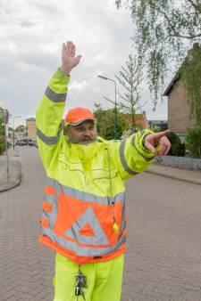 Kruispunt aangepast, maar verkeersregelaar Maartensdijk baalt: 'Ze begrijpen het niet'