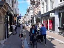Opluchting over fietsverbod in Haagse binnenstad: 'Ouderen worden nu geregeld aangereden'