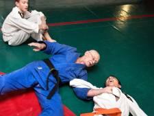 Judo was Nick van Hoorns lust en leven; ondanks zijn ziekte bleef hij tot zijn 81ste lesgeven