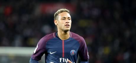 Veelbesproken Neymar mist duel wegens blessure
