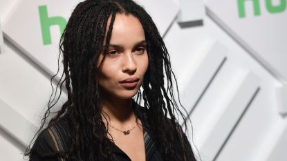 Zoë Kravitz wordt Catwoman naast Robert Pattinson in 'The Batman'