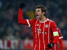 Müller: Die rode kaart speelde ons geweldig in de kaart