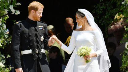 Privéfoto's Meghan Markle en prins Harry lekken uit nadat hun fotograaf werd gehackt
