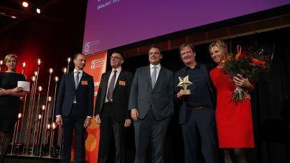 Voka reikt Lifetime Achievement Award uit aan Wouter Torfs