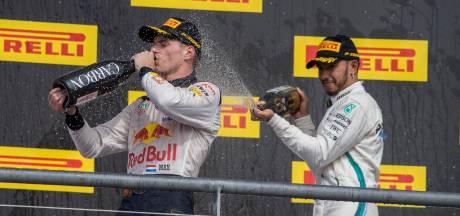 Hamilton: Als dit een direct kampioensgevecht was, had ik agressiever geweest