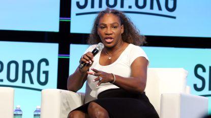 """Serena Williams komt voor het eerst terug op US Open-finale: """"Ik begrijp het niet"""""""