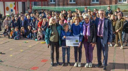 Gesponsorde griezeltocht van 'Het Groene Lilare' Michelbeke brengt meer dan duizend euro op voor Welzijnsschakel Brakel-Lierde