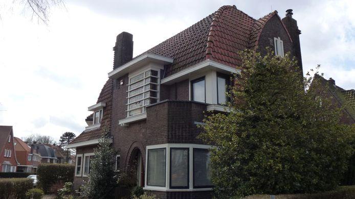 Voormalig woonhuis echtpaar Hurks, Ludwigstraat Roosendaal