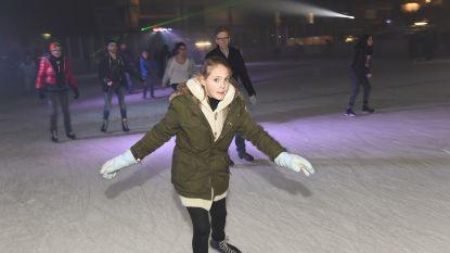 Gratis schaatsen op DJ-beats