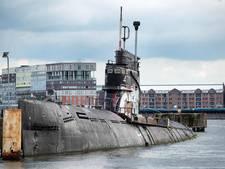 Onderzeeër Foxtrot moet nu echt weg bij NDSM-werf