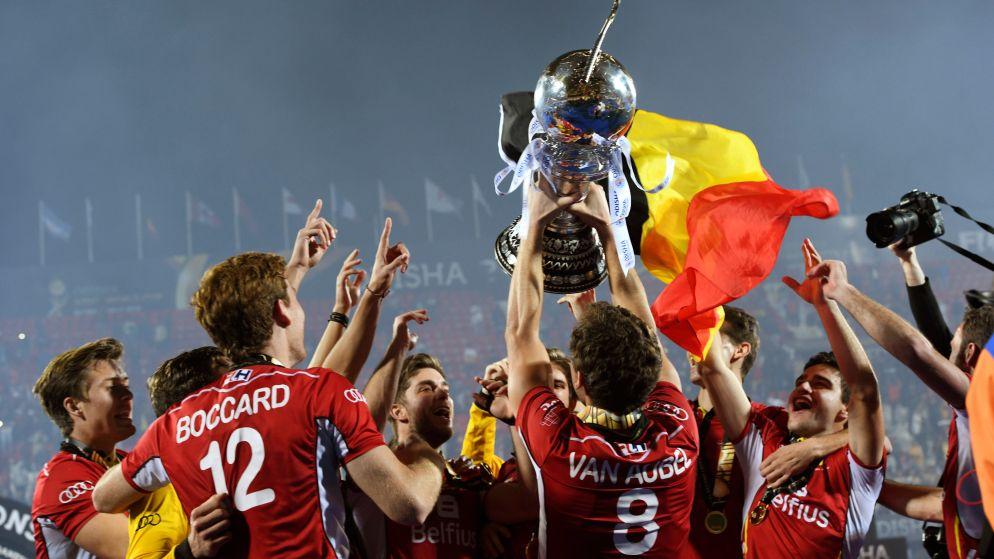Stemming voor 'Sportploeg van het Jaar' wordt heropend na wereldtitel Red Lions