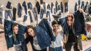 Doneer oude jeans in Kortrijk tegen milieuvervuiling